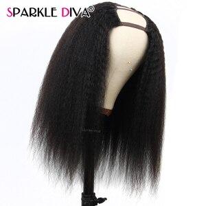 Image 5 - 360 레이스 정면 가발 변태 스트레이트 레이스가 발 브라질 인간의 머리가 발 150% 밀도 레미 레이스 프런트 인간의 머리가 발 여성을위한
