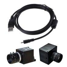 Camera Usb Data Kabel UC E6 Cord 1.5M Voor Nikon Sanyo Pentax Met Magnetische Ring