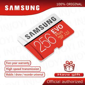 SAMSUNG Micro-Sd-Card Cartao-De-Memoria 128GB EVO Evo-Plus Class-10 Original 32GB 64GB