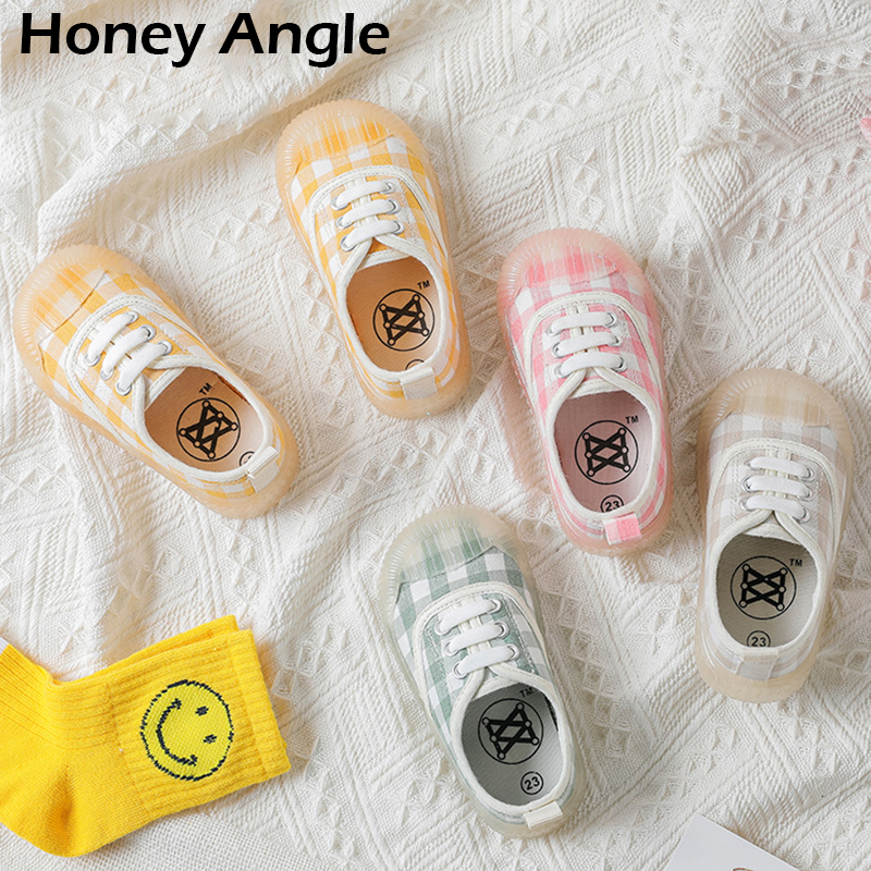 Spring Autumn Casual Baby Shoes Korean Style Children Canvas Shoes 2020 New Fashion Infant Kids Casual Canvas Shoes Size 22-28