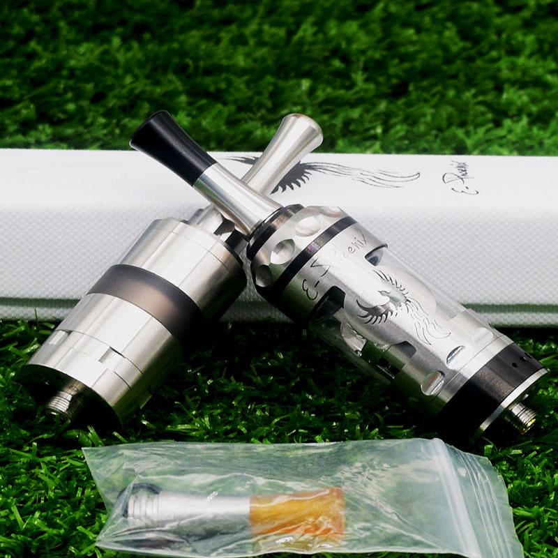 510 Long Drip Tip Firebird Rta Drip Tip Metal Drip Tip Fit Taifun Kayfun Rta DIY For Berserker V1.5 V2 MTL Rta  Phoenix RTA/RBA