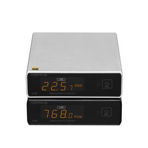 Image 3 - TOPPING E30 dac HIFI XMOS XU208 USB DAC AK4493 32bit/768k DSD512 Hi Res AUDIOwith Remote control COAX OPTICAL DSD Volume Bypass