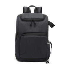 Многофункциональный водонепроницаемый рюкзак для фотоаппарата dslr, сумка для объектива, вместительный портативный ранец для путешествий на улице