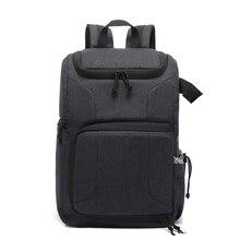 Photographie multi fonctionnel étanche dslr appareil photo objectif sac à dos sac à dos grande capacité Portable voyage pour lextérieur