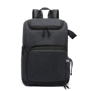 Image 1 - Photography Multi functional Waterproof dslr Camera photo lens Bag Backpack Knapsack Large Capacity Portable Travel for Outside
