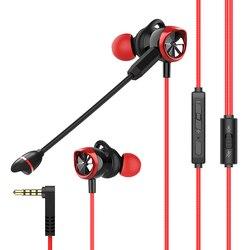 Langsdom G200X Телефон Игровые наушники проводные, наушники с микрофоном, PS4 игровые наушники для телефона PUBG Xbox Gamer