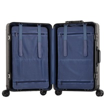 Rolling-Luggage Travel-Suitcase On-Wheel Business Aluminum Spinner 20/24/26/29inch