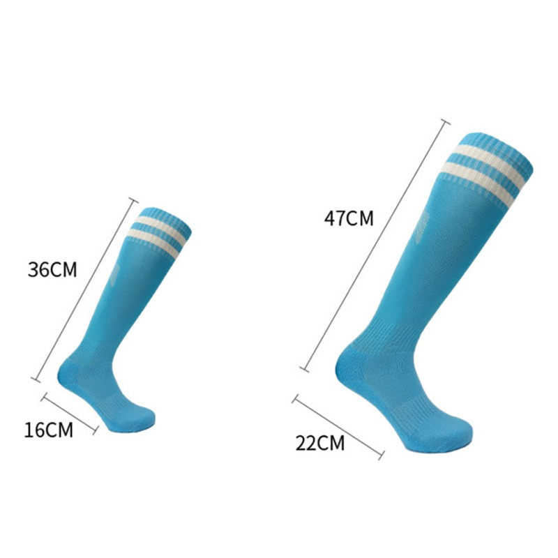 Children Sport Football Soccer Long Socks Over Knee High Sock For Boys And Girls Baseball Hockey Socks Kids Socks