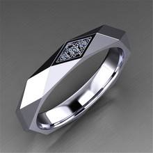 Classi Male Female Stainless Steel Ring Gold Color Color Engagement Ring Vintage Men Women Wedding Rings For Couple