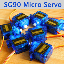 TCP 4X Smart Electronics Rc Mini Micro 9g 1.6KG Servo SG90 for airplane aeroplane 6CH rc helcopter kds esky align helicopter