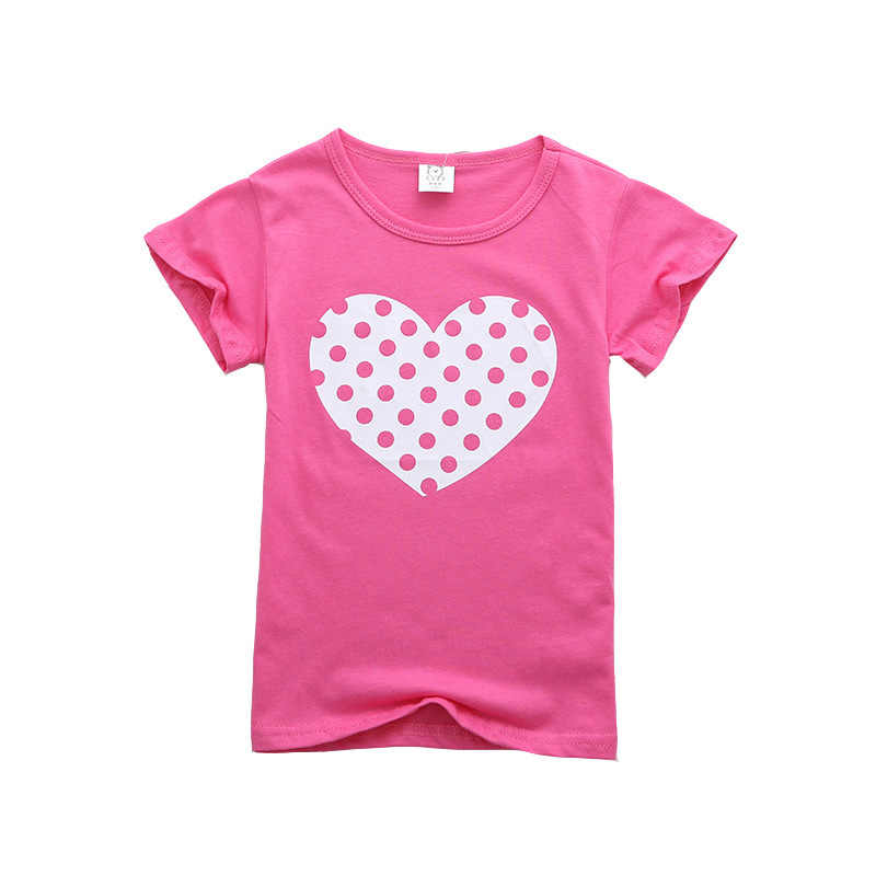 Cartoon Print Baby Boys T Shirt for Summer Kids Boys Girls T-Shirts Clothes Cotton Toddler Tops Toddler Girl Shirts Girls Shirt