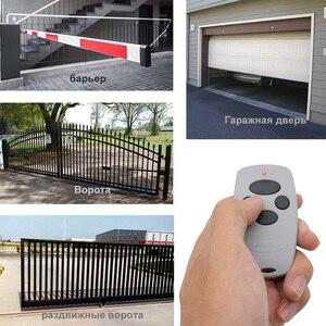 Image 5 - 2020 DOORHAN TRANSMITTER4 gate control 433.92MHz rolling code DOORHAN keychain for a barrier