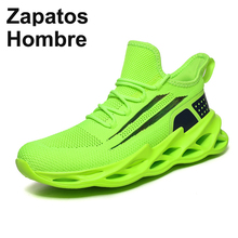 Lightweight Men Sneakers Blade Shoes 2020 Fashion Trending Male Adult Breathable Sneakers Comfortable Sport Gym Shoes Casual|Running Shoes|   - AliExpress