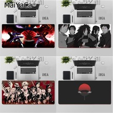 MaiYaCa Top Quality Obito Uchiha Gaming Player desk laptop Rubber Mouse Mat Free Shipping Large Mouse Pad Keyboards Mat