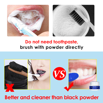 Breylee teeth whitening powder rem