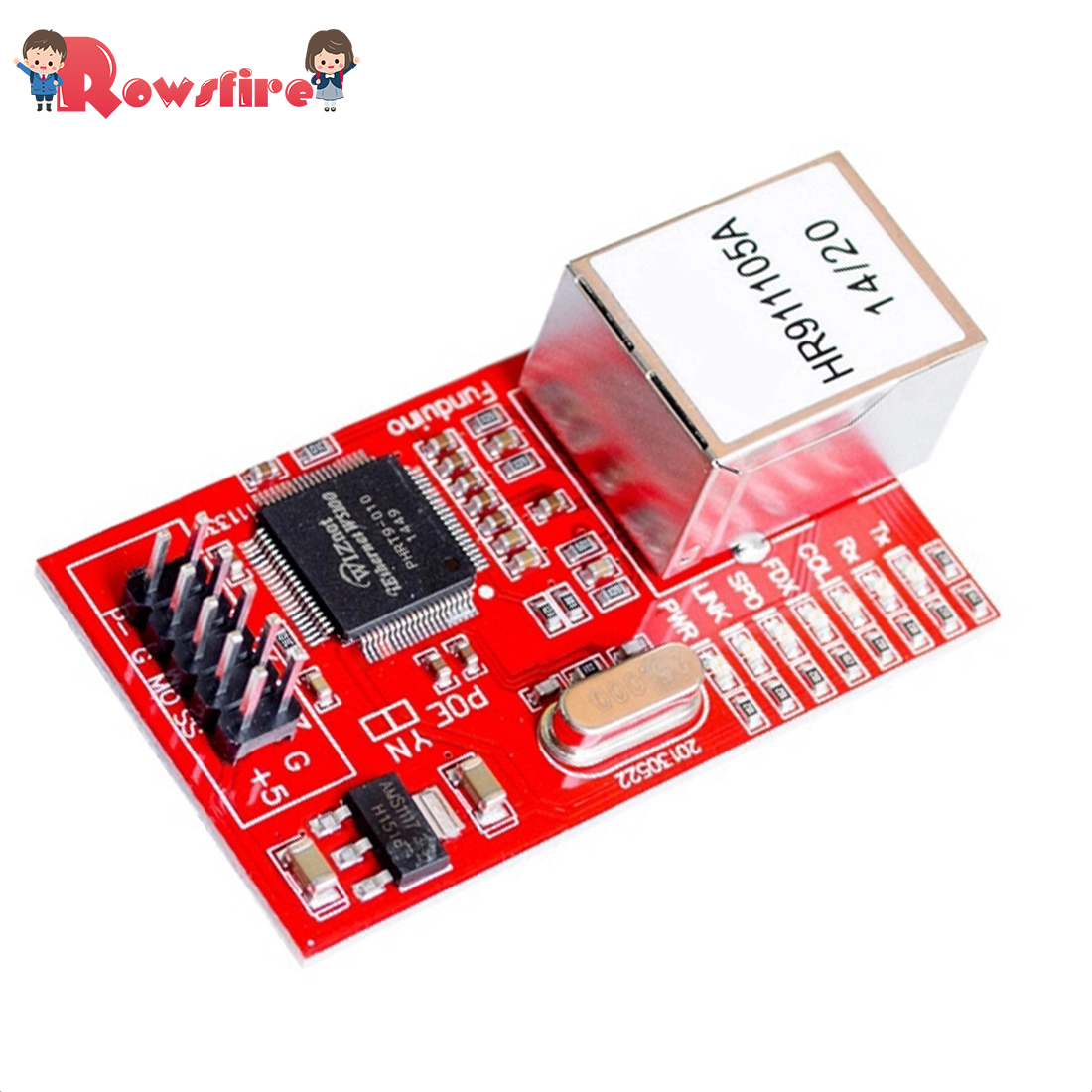 W5100 Ethernet Network Module For Arduino