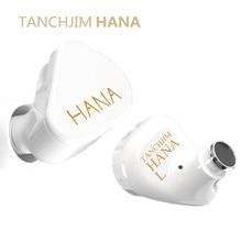 TANCHJIM HANA auriculares intrauditivos de tercera generación, auriculares DMT dinámicos con diafragma LCP Monitor HiFi, auriculares audiófilos ZSX VX S7