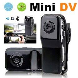 Alta resolução md80 mini câmera hd detecção de movimento carro dv dvr gravador de vídeo câmeras de segurança mini câmera espia oculta