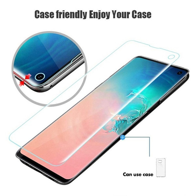 20D Front Back Full Cover Hydrogel Film For Samsung Galaxy S9 S8 S10 Plus Screen Protector For Note 8 9 10 Plus S10e Not Glass 5
