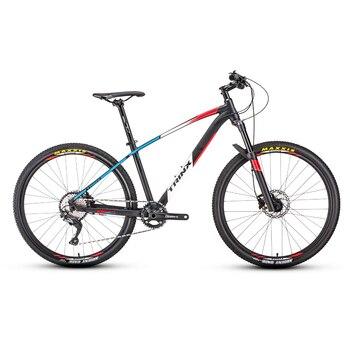 TRINX-Bicicleta de Montaña profesional SLX de 11 velocidades, horquilla de aire de...