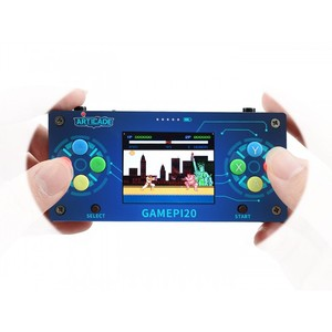 Image 2 - GamePi20 Add ons for Raspberry Pi Zero to Build GamePi20 Player mini Portable Video Game Console Hat with 2.0inch IPS Display