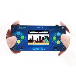 Image 2 - GamePi20 eklentileri ahududu Pi sıfır için inşa etmek için GamePi20 çalar mini taşınabilir video oyunu konsolu şapka ile 2.0 inç IPS ekran