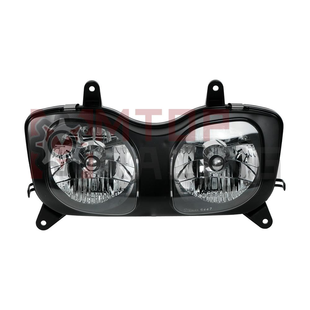 Motorcycle Headlight Assembly Head Lamp For Honda RVF400 NC35 1994 1995 1996 OEM 33120-MR8-902