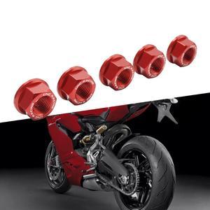Motorcycle Rear Sprocket Flange Nuts For Ducati Scrambler 400 Scrambler800 899 Panigale 959 Panigale