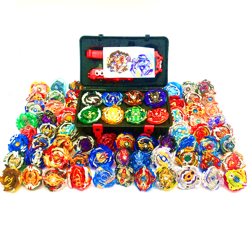 Tops Burst Launchers Beyblade GT Toys arena box Burst bables Toupie Bayblade metal fusion God Spinning Tops Bey Blade Blades Toy