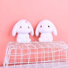 Squeeze Soft Squishies Adorable Rabbit Slow Rising Cream Squeeze Scented Stress Relief Toys Funny Cartoon Lovely Birthday Gift