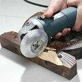 4 дюйма древесины угловые шлифовальные для шлифовального колеса резьба  вращающийся инструмент абразивный диск для угловая шлифовальная м...