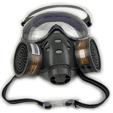 Gas-Mask Respirator Pesticide-Decoration FILTER Spray-Paint Chemical Glasse Anti-Dust