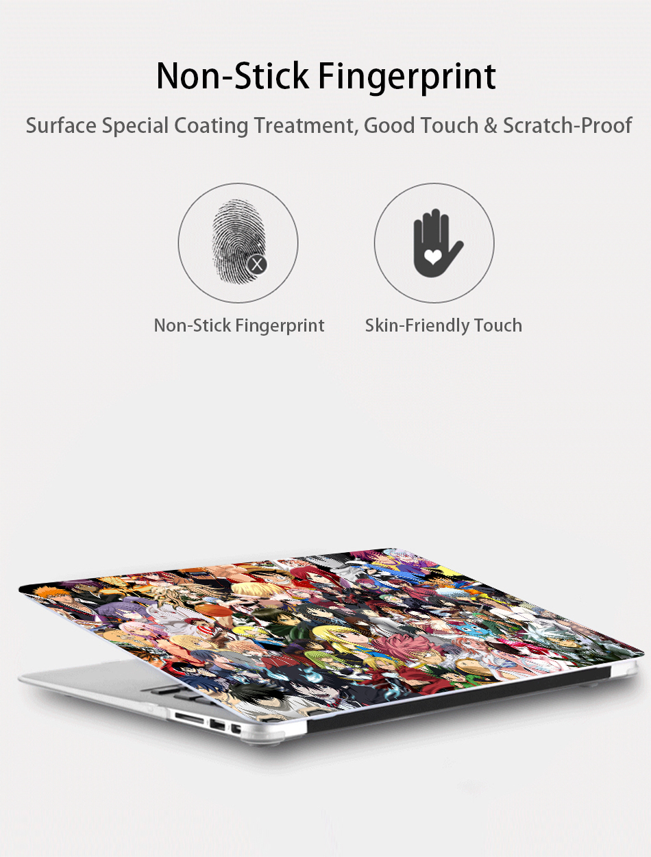 Anime Retina Case for MacBook 26