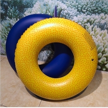 New Cheap 90cm Inflatable Swimming Circle Kid piscina Pool Toys inflable Adult Float mattress Lifebuoy circle Raft