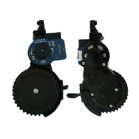 Outdoor Wheels For Proscenic Kaka Series Left & Right Vacuum Cleaner Accessories Household Cleaning Tool Parts Replace