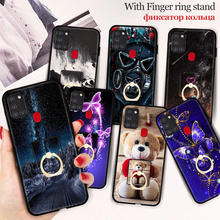 Case For Samsung A21S Case With Finger Ring Holder for Samsung Galaxy A21S Case A 21S