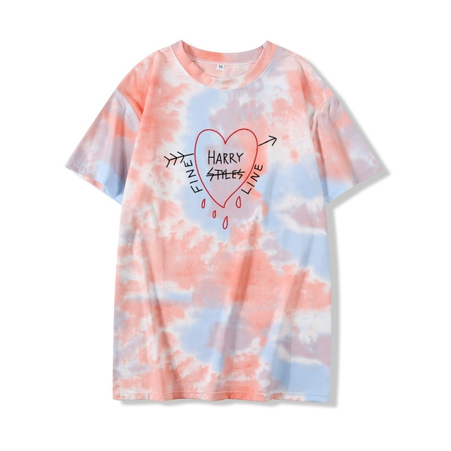 FINE LILE HARRY STYLE THEMED T-SHIRT