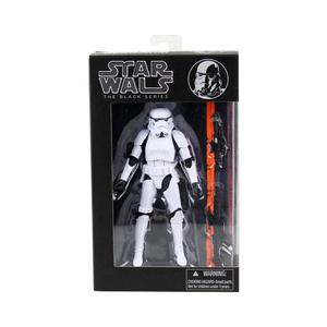 Image 5 - Star Wars Black Series 6 Inch Stormtrooper Boba Fett Darth Vader Kylo Ren Action Figures Collectible Toy for Kid Christmas Gifts