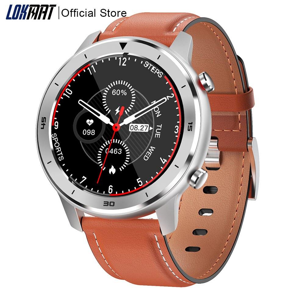 LOKMAT Smart Watch Men Women Fitness Tracker Band Bluetooth Wearable Devices Heart Rate Monitor Bracelet SmartWatch For Ios