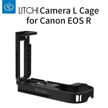 YC Onion Camera L Cage Camera L Bracket Litchi Series for Canon EOSR