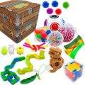 1 упаковка сенсорные игрушки мяч аутизма и СДВГ тревожности терапией поп игрушки сенсорные игрушки Fidget комплект для повседневного использо...