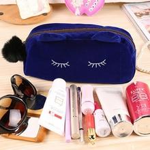 Beauty Cosmetic Makeup Bag Organizer Zipper Handbag Travel T