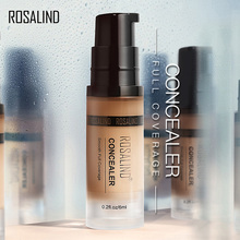 ROSALIND Facial Corrector 6ml 6 Colors Full Coverage Foundat
