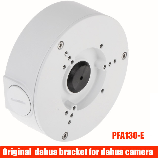 Dahua Water-proof Junction Box Aluminum IP66 Junction Box Bracket PFA130-E Fix IPC-HDW4433C-A IPC-HDW4631C-A IPC-HDW4431EM-ASE