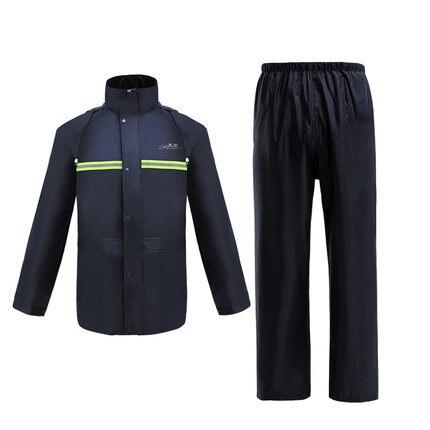Electric Motorcycle Raincoat Women Rain Pants Set Full Body Waterproof Rain Coat Men Hat Jacket Hiking Rainwear Chubasquero Gift 2