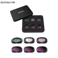 3/4/6 Pcs Sunnylife Fimi Palm Mcuv Cpl Nd ND4 ND8 ND16 ND32 Lens Filter Set Voor Fimi Palm gimbal Camera Accessoires