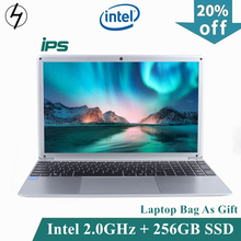 LHMZNIY Student Laptop 15.6 Inch Intel Quad Core 4GB RAM Netbook 1080P Windows 10 Notebook with WiFi Bluetooth Webcam IPS Screen