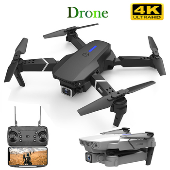 RC Drone Quadrocopter UAV with Camera Aerial Photography FPV Wide Angle 4K WIFI HD Professional Remote Control Quadcopter Dron jdrc jd 20s hd camera aerial ultra long flight time quadcopter uav