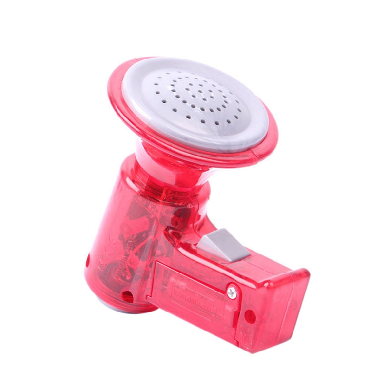 Funny Voice Changer Horn Amplifier Fun Toy Children'S Day Gift Multi Voice Changer Children Joke Kids Toys Birthday Gift