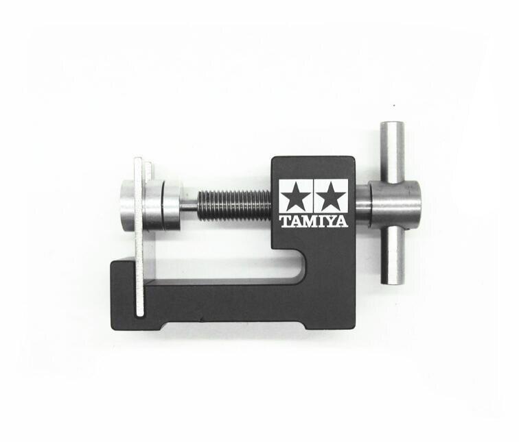 UKUK, extractor de rueda, extractor de neumaticos, rodillo guia/Herramienta de desmontaje de rodamiento para Tamiya Mini 4WD, mo|Детали и аксессуары|   | АлиЭкспресс